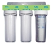 Portable Three Stage tap water filters for RO water purifier