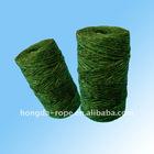 3ply green Jute twine