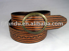 Fashion braided belt