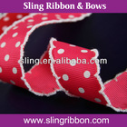 patterned grosgrain ribbon for Hair Bows (153 color avaliable)
