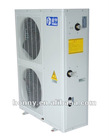 Low ambient temperature EVI air source(air to water) floor heating heat pump(10kW 13kW 15kW)