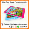 2013 funny English study machine baby learning pad