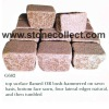 Rusty yellow Granite G682 Tumbled Paving Stone