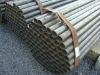 ERW carbon steel galvanized steel pipes