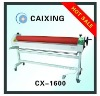Caixing 160cm electric laminating machine