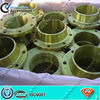 yellow paint carbon steel flanges