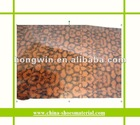 High quality pvc sole and soling sheet embossed pvc sheetfor shoes