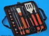 BBQ Tools Set in Winter Wholesale Price in Zipper Bag
