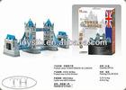 41PCS 3D DIY BUILDING PUZZLE TOWER BRIDGE LONDON