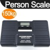 Digital Weight Scale portable personal 150kg scale