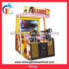 55' LCD Rambo Entertainment Arcade Game Machine