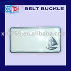 inlay belt buckles
