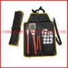 Apron BBQ tool set