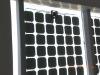 thansparent solar panel