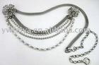 2011 fashion alloy chain belt