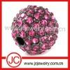 rhinestone shamballa crystal beads