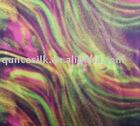 Digital printing silk fabric