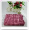 Rural Flax Cotton Jacquard Fabric Made to order