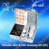 Boxy Skin&Hair Analyzer NV-101 (CE approval) for hot sale