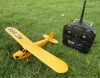 Mini Piper J3 Cub 2.4G Electric RTF RC plane