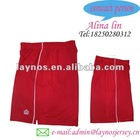 Wholesale athletic shorts with drawstrings