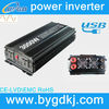 12v 24v DC-AC modified sine wave power inverter 75w to 3000w supply (G3000U)