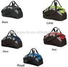 Gym sporting carry on expandable duffle bag shoulder bag