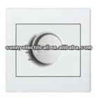 2012 new design light dimmer switch with conjoined structure