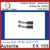 Autolite EX 105 Alternator Carbon Brush
