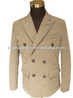 2012 Fashionable New Design Windproof Slim Fit Men's Suit