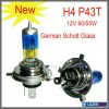 German Schott Glass Auto headlight
