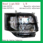 toyota body part hiace lights head lamps #000703 cmmuter parts, Toyota hiace HID Head Light toyota hiace spare parts