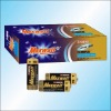 R6 SIZE AA UM-3 DRY CELL BATTERY 5DOZ/BOX