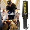 Rechargeable Hand Held Metal Detector (Security Check)