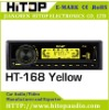 (Yellow light)car audio support USB/SD/MMC slot