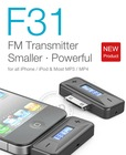 user manual car mp3 player with fm transmitter for iPhone/ipod/mp3/mp4 with car charger
