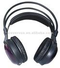 fashion in-car IR wireless headphones IR900