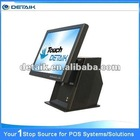 "15"" All-in-one POS Cash Register for Retail & Restaurant / Touch POS Machine Epos system pos terminal"