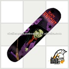 High quality Canadian maple skate boards with different size