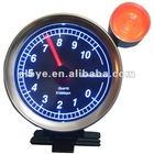 Stepping RPM Tachometer Auto Meter With Shift Light
