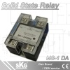 Single phase DC to AC SSR solid state relay