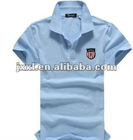 mens knitted pique polo shirt