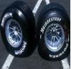 Tire Rubber Vulcanization label