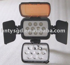 Best selling super powerful portable dimmer led portable light