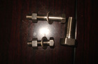 Super Alloy A286/GH2132 stainless steel fastener hex bolt & nut M6-M64