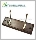 Cloth hanger wood