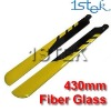 430mm Fiber Glass RC Helicopter Blade
