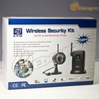 2.4G Digital Wireless Security Kit (LF-0609)