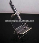 Simple clear Acrylic Pen Holder /Good Design Acrylic Pencil Holder