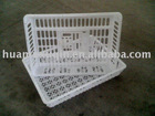 plastic chicken cage for transportion